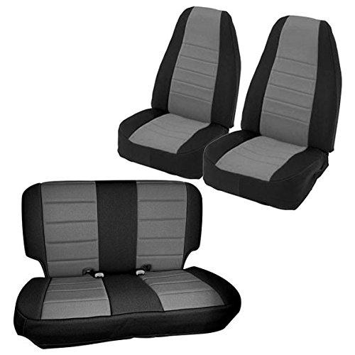 Smittybilt 471222 Neoprene Seat Cover Set