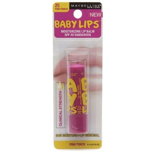 Baby Lips Lip Balm Pink Punch - 4