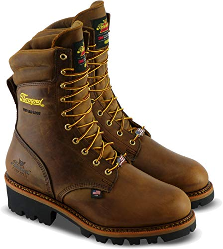 Thorogood 804-3554 Men's Logger Series - 9