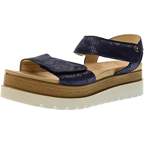 1280244 Blu Blu ENVAL Sandali Scarpe con SOFT Donna Piattaforma gAAqcYBW