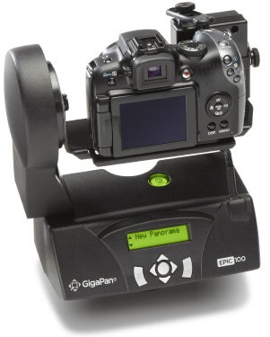 GigaPan EPIC 100 Robotic Camera Mount by GigaPan Systems