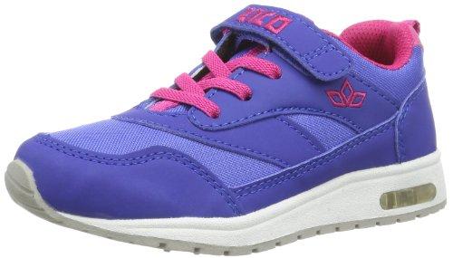Lico Cool VS 530316 - Zapatillas, color azul, talla 27 Azul (Blau (blau/pink))