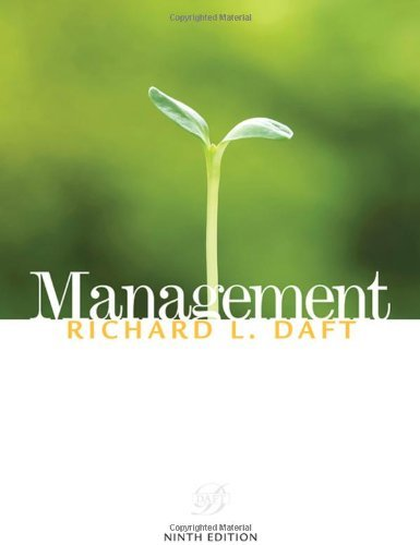 Top 10 best management richard l daft 13th edition: Which is the best one in 2019?