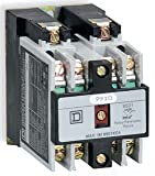 NEMA Control Relay, 120VAC, 6NO
