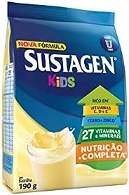 Sustagen Kids Baunilha 190G Sachê Pop, Sustagen Kids