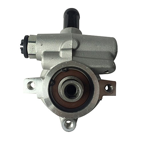 DRIVESTAR 20-876 Power Steering Pump ONLY Fit for 84 85 86 87 88 89 90 91 Corvette 5.7L V8 Premium Quality Steering Pump Compatible with 84-91 Corvette 5.7L (Corvette Power Steering Pump)