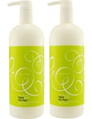 DevaCurl No Poo, Conditioning Cleanser 32 oz (Pack of 2)