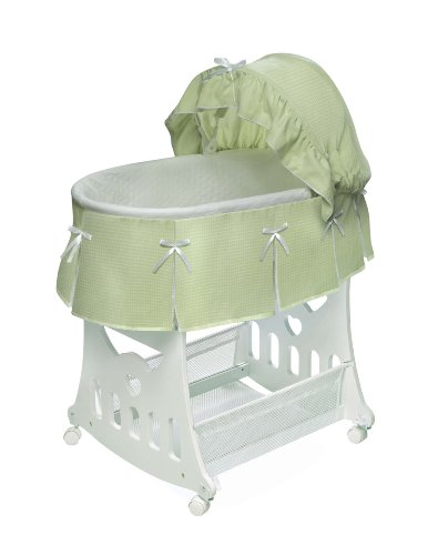 bassinet skirt how to fix it