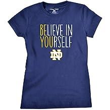 College Kids NCAA Girls Short Sleeve Tee