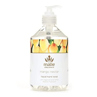 Malie Organics Liquid Hand Soap 16 oz (480 ml)