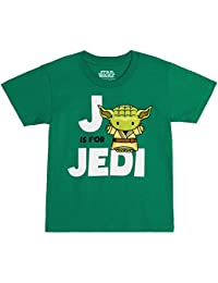 J is for Jedi Toddler/Juvy T-Shirt