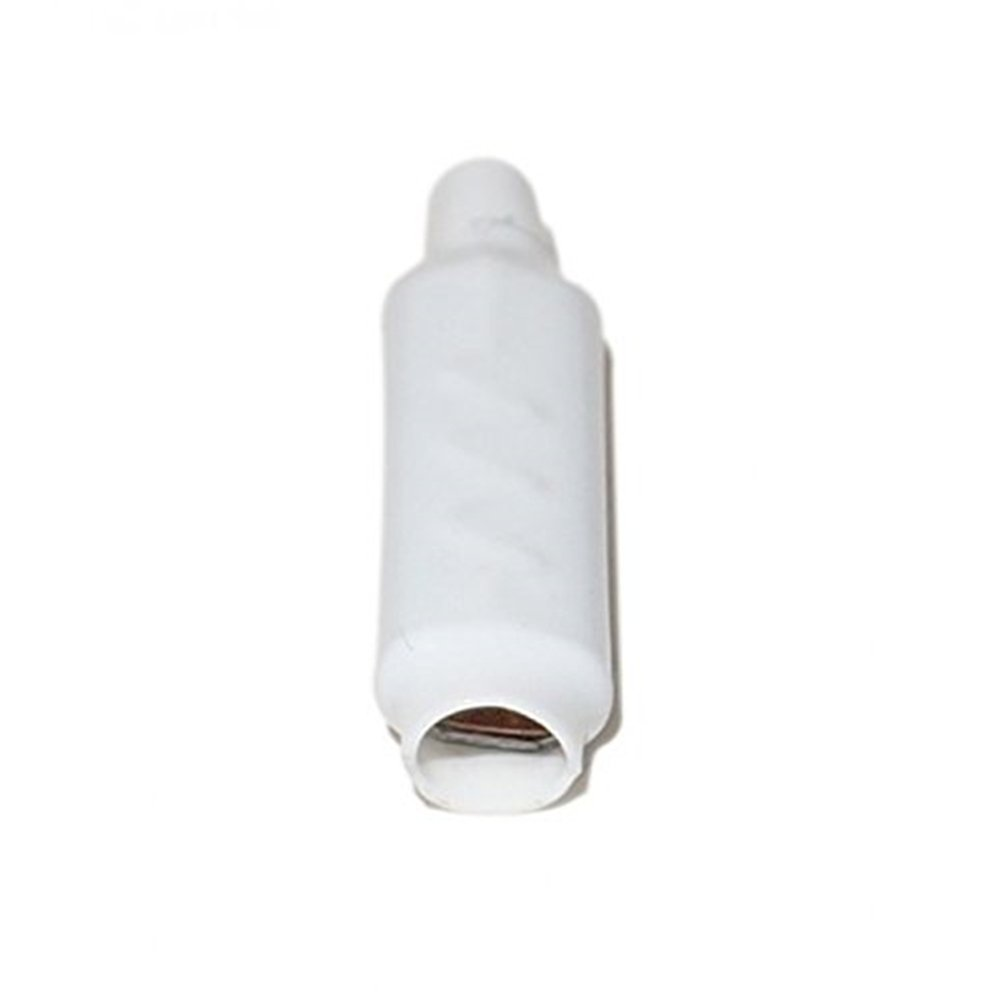 1000 white Dry B Connectors Telephone Alarm Wire Crimp Beanies Splice