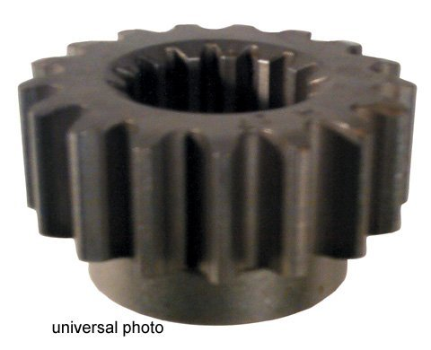 SKI DOO BOTTOM GEAR 11 WIDE X 37 TOOTH, Manufacturer: EPI, Manufacturer Part Number: S37-11-AD, Stock Photo - Actual par by