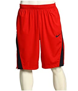 Nike Men's Three Quarter Colorburst Tights (University Red, XXL) by NIKE