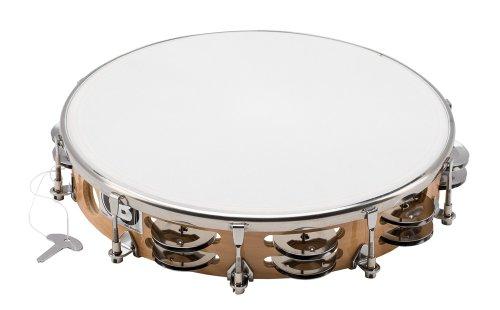 CB Drums 4189 Tunable Tambourine (Tunable Tambourine)
