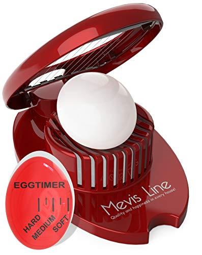 Mevis Line Egg Slicer