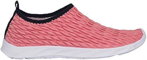Sommer Surfschuhe A Badeschuhe Aquaschuhe Strand Rutschfest Wasserschuhe Herren Damen Gaatpot Schuhe Aqua Strandschuhe Pink Schwimmschuhe x7Yq6CwTYB
