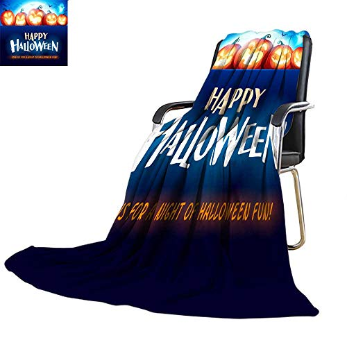 UGG Throw blanketflannel Throw blanketHappy Halloween Jack O