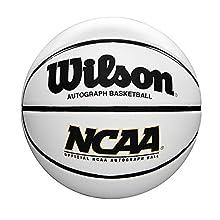Wilson NCAA Autograph Basketball