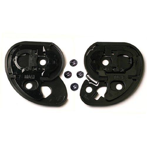 HJC HJ-09 Gear Plate / Ratchet Set,for AC-12,CL-15,CL-16,CL-17,CL-SP,CS-R1,CS-R2,FS-10,FS-15,IS-16,FG-15 Kawasaki ZX, Kawasaki ZXSP, and Joe Rocket RKT101,RKT201 and RKT-Prime helmets, Bike Racing Motorcycle Helmet Accessories - Made in Korea
