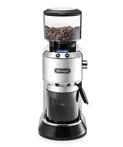 DeLonghi Dedica KG521M Conical Burr Digital Espresso Coffee Grinder w/ 18 Variable Settings