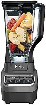 Ninja Professional Blender with Total Crushing Technology 1000 Watt high-powered - BL610 (Renewed)