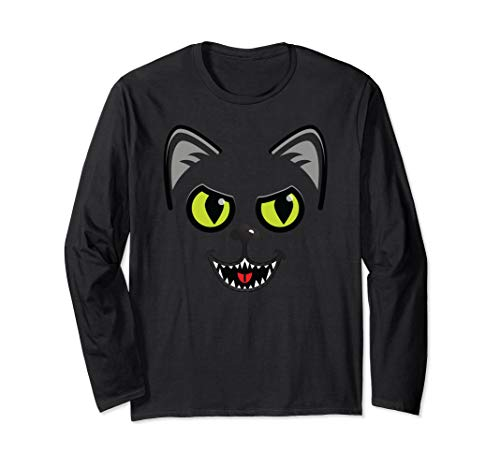 Quick Cute Hissing Cat Easy and Simple Halloween Cat Costume -