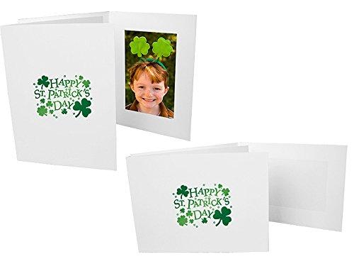 St. Patricks 4x6 Event Photo Folders