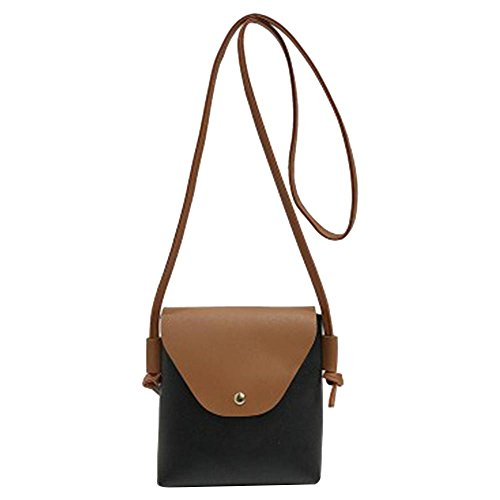 Shoulder Hobo Handbag Women Tote Leather Satchel Messenger Crossbody Black Purse Bag Merssavo aCnZRB