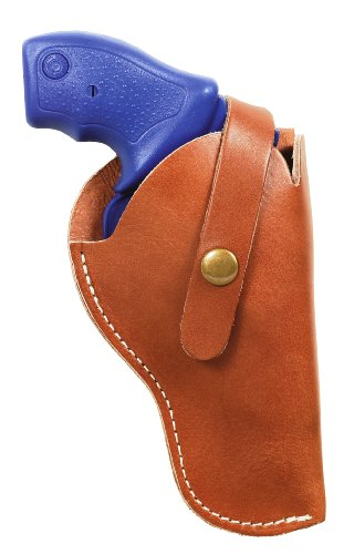 Allen Red Mesa Leather Hip Holster, Right-Hand