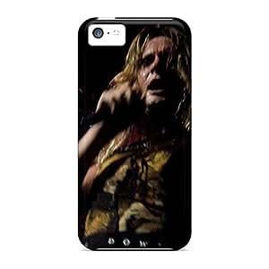 CristinaKlengenberg Iphone 5c Great Hard Cell-phone Case Unique Design Nice Papa Roach Pattern [cCl13725VzZB]