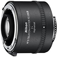 Nikon Auto Focus-S FX TC-20E III Teleconverter Lens with Auto Focus for Nikon DSLR Cameras Basic Facts Review Image