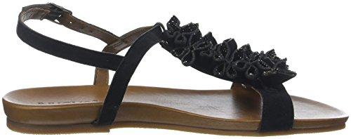 Noir Black 8593 Salomés Inuovo 16781933 Femme 1xaqxwtz