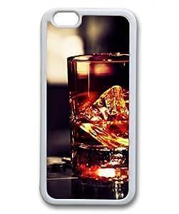 E-luckiycase TPU Supple Shell Whiskey Glass Rocks White Skin Edges Samsung Galaxy Note3 Case