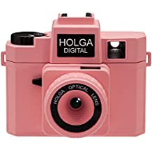 Holga Digital Camera - Pink