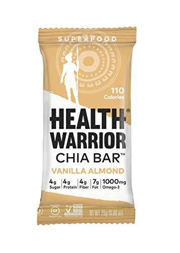 HEALTH WARRIOR Vanilla Almond Gluten product image