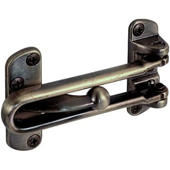 Defender Security U 9899 Swing Bar Lock For Hinged Swing