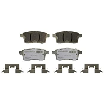 Disc Brake Pad Set-OEX Disc Brake Pad Rear Wagner OEX1259