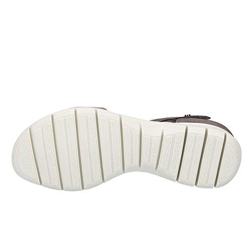 ara 12-36029-05 Damen Lido Sandale Klettverschluss Lederfutter Lederinnensohle Taupe