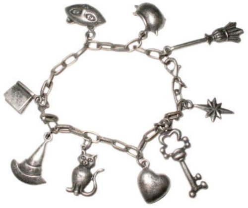 Girls Twilight Witch Costumes (Charm School Witch Bracelet)
