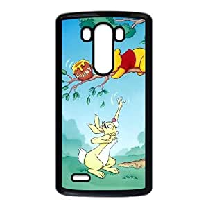 Tigger & Pooh and a Musical Too LG G3 Cell Phone Case Black D5782443