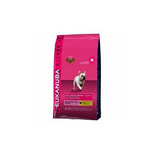 Eukanuba Small Breed Weight Control Dog Food (3kg) (Pack of 6)