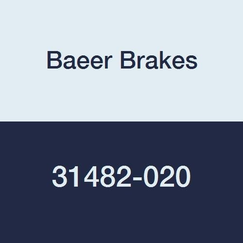 BAER (31482-020) Sport Brake Rotor, Front, Pair