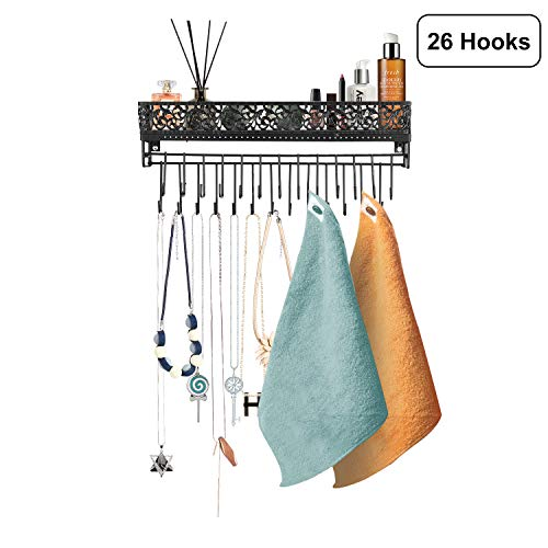 Hanging Jewelry Organizer Necklace Display Flower product image