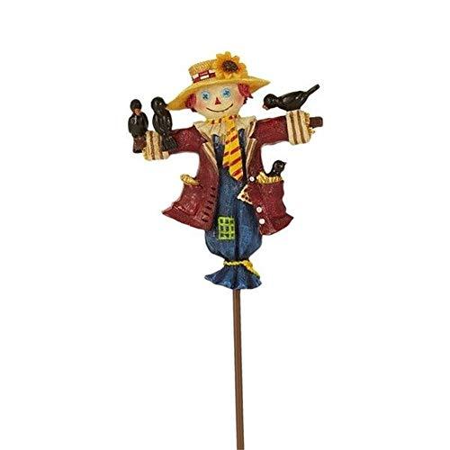 Mary Engelbreit Fairy Gardens - Mini Scarecrow - Dollhouse Miniature]()
