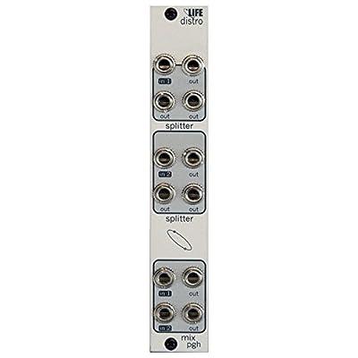 Pittsburgh Modular Lifeforms Distro Active Audio and CV Interchange Module