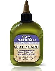Difeel 99% Natural Hair Care Solutions, Scalp Care, 7.78 Ounce