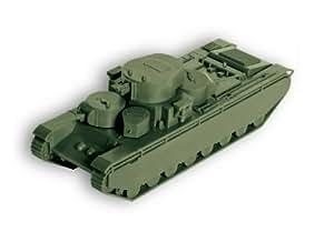 Zvezda T-35 Soviet Heavy Tank -1:100 scale Model Kit -Z6203 by Zvezda