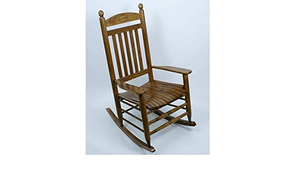 Amazon.com: Florida Gators Rocking Chair   Maple Finish By Hinkle Chair  Company: Baby