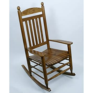 Florida Gators Rocking Chair   Maple Finish By Hinkle Chair Company